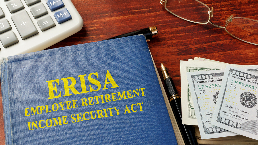 Does erisa protects you from bad investment thebe investments